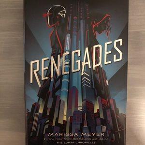 HARDCOVER:RENEGADES BY MARISSA MEYER